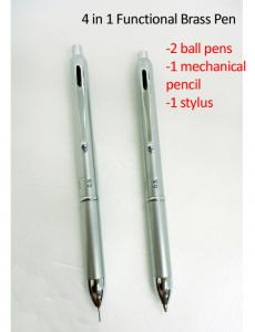 4 IN 1 functional pen